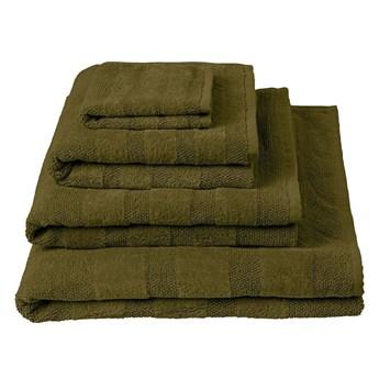 Ręcznik bawełniany Designers Guild Coniston Moss