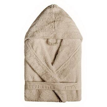 Szlafrok Sorema Ribbon Hooded Linen