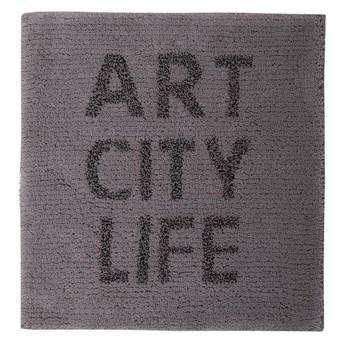 Dywanik łazienkowy Sorema Art City Life Grey