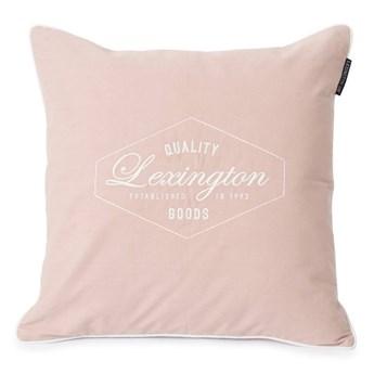 Poszewka dekoracyjna Lexington Spring Quality Goods Canvas Pink