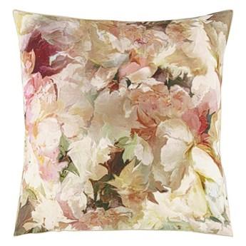 Poszewka perkalowa Designers Guild Fleurs De Jour Travernite