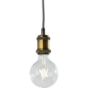 Lampa wisząca Minimalist ∅8 cm mosiężna