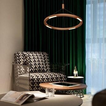 MCODO ::  Lampa Evoled 34W do nowoczesnych wnętrz 60cm z  barwą ciepłą 3000K