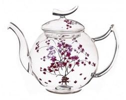 Dzbanek szklany Kwiat Wiśni 1,5l seria Tea Logic Kwiat Wiśni 4242