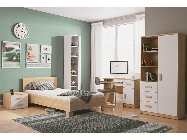 Zestaw chłopięcych mebli do pokoju - JUNIOR III Sonoma Kategoria Zestawy mebli do sypialni