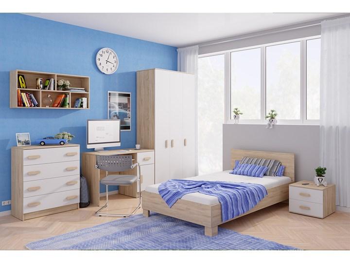 Zestaw mebli młodzieżowych JUNIOR III Sonoma Kategoria Zestawy mebli do sypialni