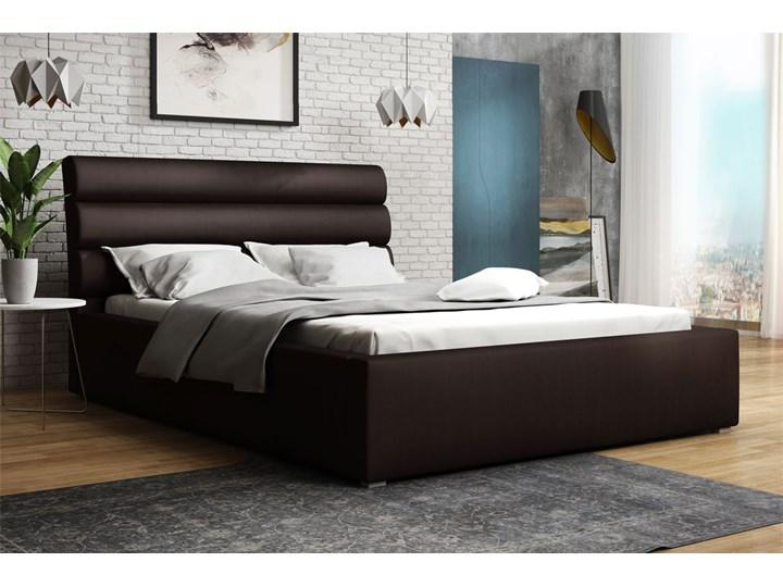 Łóżko tapicerowane MONOS 160x200 Pojemnik na pościel Z pojemnikiem Kategoria Łóżka do sypialni
