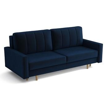 Skandynawska rozkładana kanapa z funkcją spania - BELA