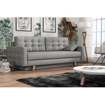 Nowoczesna sofa z funkcją spania i pojemnikiem - ITALIA