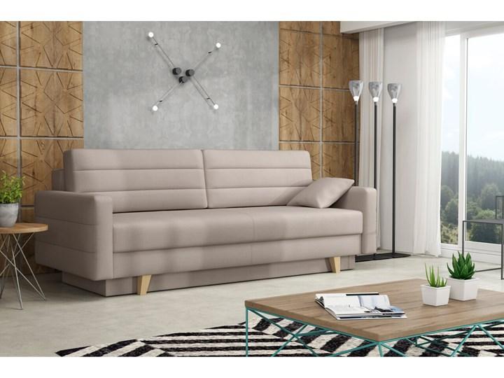 Elegancka i nowoczesna sofa - WIENA Szerokość 226 cm Pomieszczenie Salon Głębokość 100 cm Głębokość 145 cm Styl Skandynawski