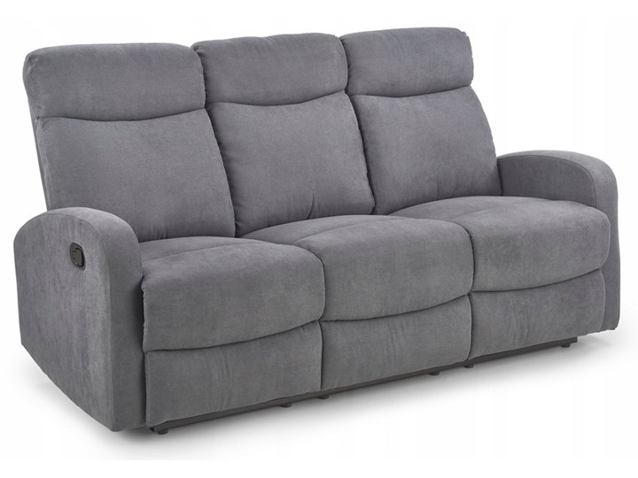 Sofa Rozkładana OSLO 3S Popiel HALMAR