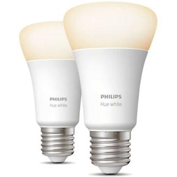Inteligentna żarówka LED PHILIPS HUE 929001821605 9W E27 (2 szt.)