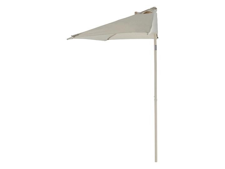 Parasol półokrągły GoodHome Carambole beżowy Kategoria Parasole ogrodowe