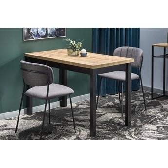 Nierozkładany stół w stylu industrialnym Cobalt