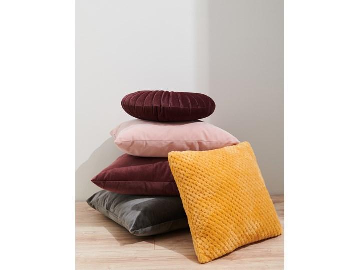 Sinsay - Poduszka 40x40 - Żółty Poduszka dekoracyjna Kwadratowe 40x40 cm Pomieszczenie Salon Kolor Pomarańczowy