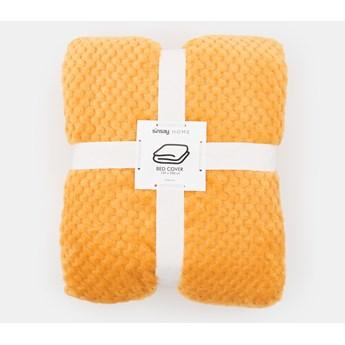Sinsay - Narzuta na łóżko 160x200 - Żółty