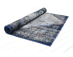Dywan barwiony niebiesko-szary, 120x180cm // HK LIVING