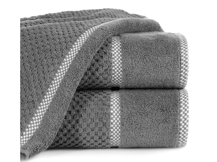 Ręcznik personalizowany PREMIUM - grafitowy - 70 x 140