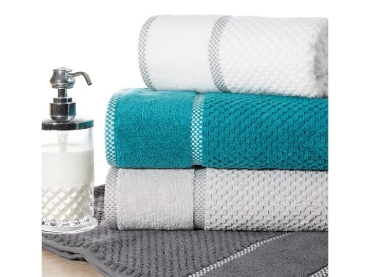Ręcznik personalizowany PREMIUM - grafitowy - 70 x 140 Bawełna Kategoria Ręczniki