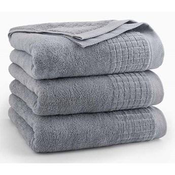 Personalizowany ręcznik 50 x 100 – szary