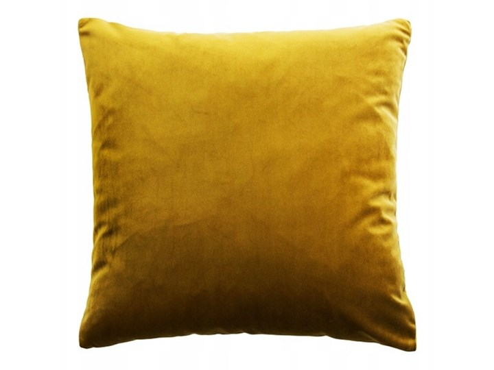 Poduszka VELVET - Złoty