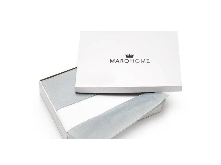 Pościel satynowa SAN ANTONIO – biała z czarną lamówką - 200 x 200 Bawełna Kolor Biały Komplet pościeli Satyna 200x200 cm Pomieszczenie Pościel do sypialni