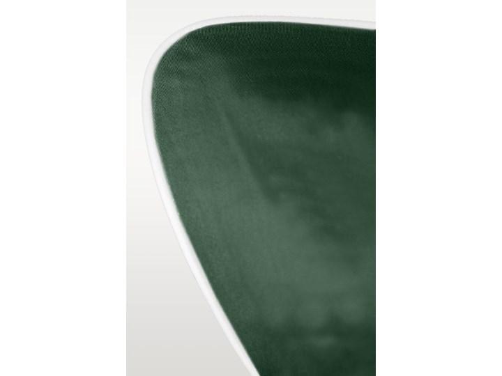 Pościel satynowa SAN ANTONIO - butelkowa zieleń boho z lamówką - 160 x 200 160x200 cm Bawełna Satyna Komplet pościeli Kategoria Komplety pościeli