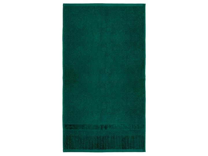 Ręcznik personalizowany IVO - butelkowa zieleń - 70 x 140 Bawełna Kategoria Ręczniki