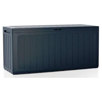 Skrzynia ogrodowa PROSPERPLAST Boardebox MBBL280-S433 280 L Antracyt