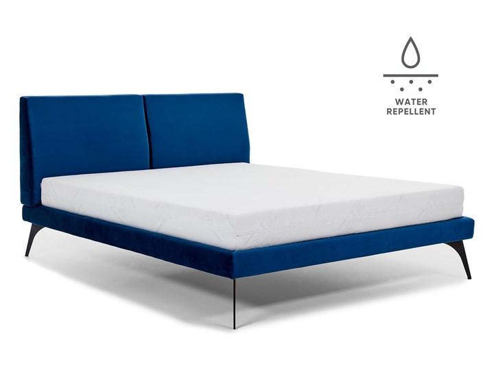 Łóżko tapicerowane do sypialni Konrado  180x200 cm ZE STELAŻEM Rozmiar materaca 140x200 cm