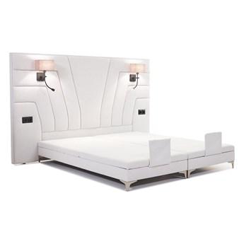 Łóżko elektryczne Wiktoria 140x200 cm REGULACJA POZYCJI,do sypialni