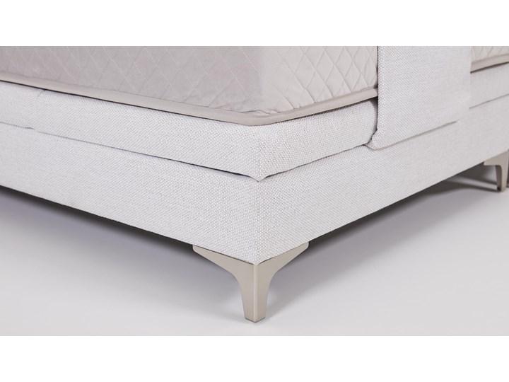 Łóżko elektryczne do sypialni Wiktoria 180x200 cm REGULACJA POZYCJI Łóżko tapicerowane Kategoria Łóżka do sypialni
