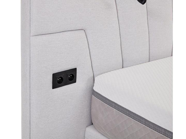 Łóżko elektryczne do sypialni Wiktoria 180x200 cm REGULACJA POZYCJI Łóżko tapicerowane Kategoria Łóżka do sypialni Rozmiar materaca 140x200 cm