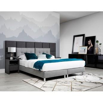 Łóżko hotelowe z wezgłowiem 120x 200 cm, podstawa łóżka