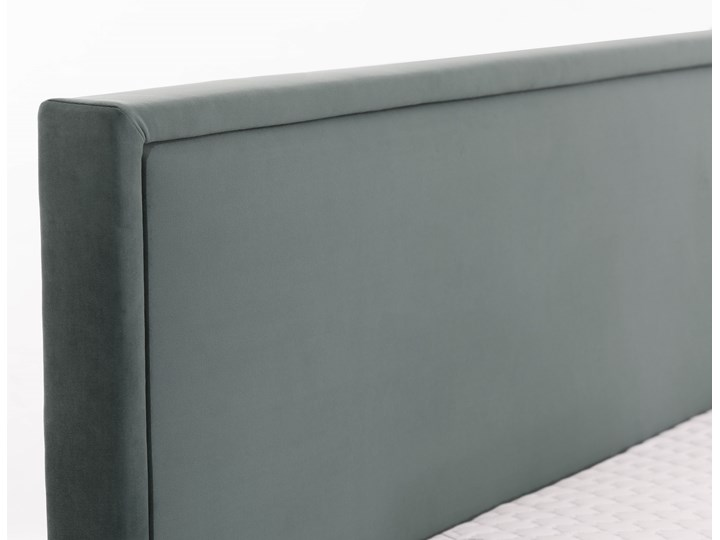 Łóżko LARY kontynentalne, tapicerowane  160x200 cm Łóżko kontynentalne Łóżko tapicerowane Rozmiar materaca 200x200 cm Kategoria Łóżka do sypialni