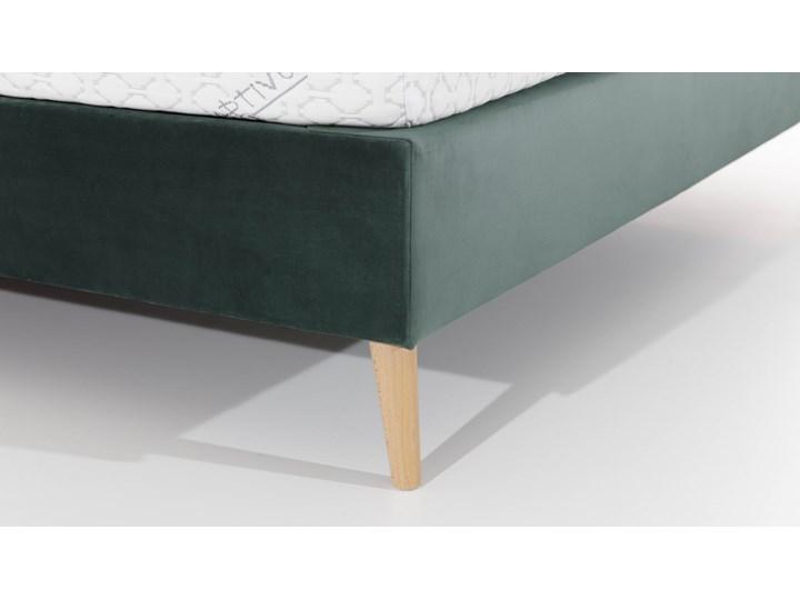 Łóżko LARY kontynentalne, tapicerowane  160x200 cm Łóżko tapicerowane Kategoria Łóżka do sypialni Łóżko kontynentalne Rozmiar materaca 180x200 cm