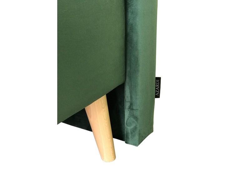 Łóżko LARY kontynentalne, tapicerowane  160x200 cm Łóżko kontynentalne Łóżko tapicerowane Rozmiar materaca 180x200 cm