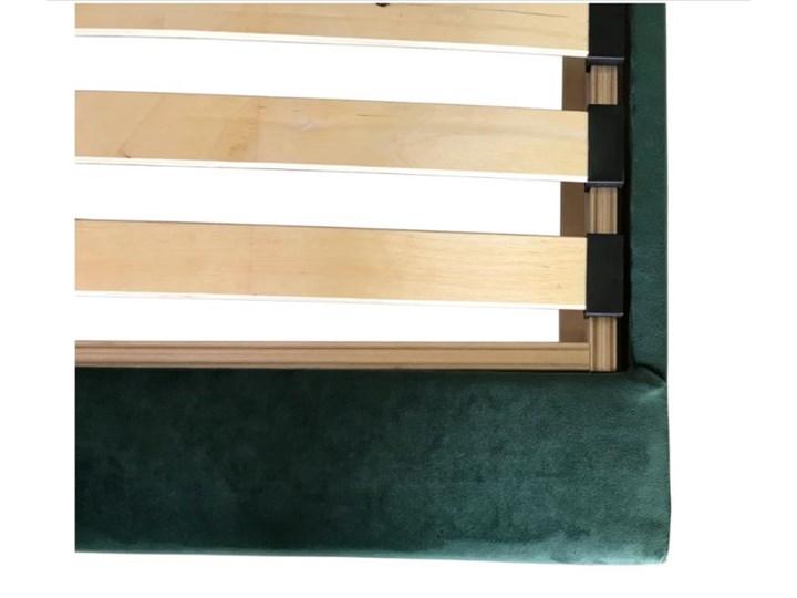 Łóżko LARY kontynentalne, tapicerowane  160x200 cm Łóżko kontynentalne Rozmiar materaca 140x200 cm Łóżko tapicerowane Rozmiar materaca 180x200 cm