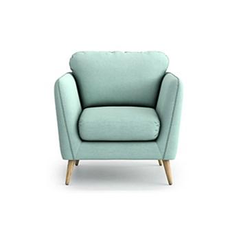 Fotel Clara, Aquamarine Mint