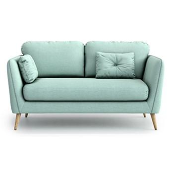 Sofa Clara 2-osobowa, Aquamarine Mint