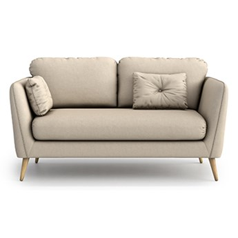Sofa Clara 2-osobowa, Nougat