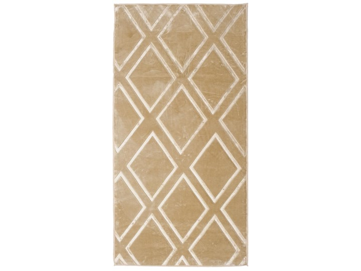 E-floor Dywan Palace Złoty Welur Prostokątny Bawełna Dywany Poliester Kategoria Dywany