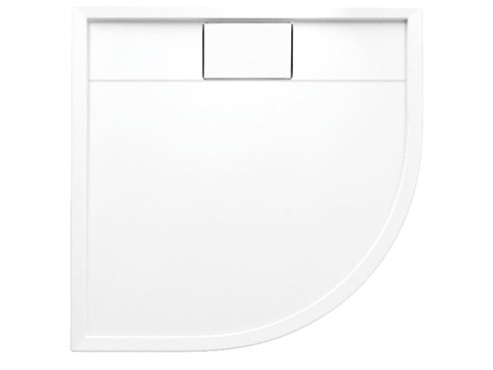 Brooklyn brodzik półokrągły 90 cm biały BROOKLYN90/OBP