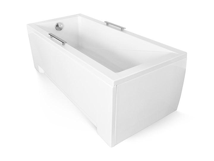 Obudowa do wanny Modern biała 120 cm