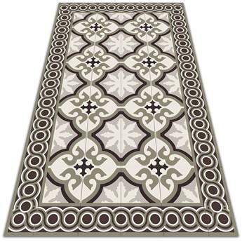 Nowoczesny dywan outdoor wzór Hiszpański wzór