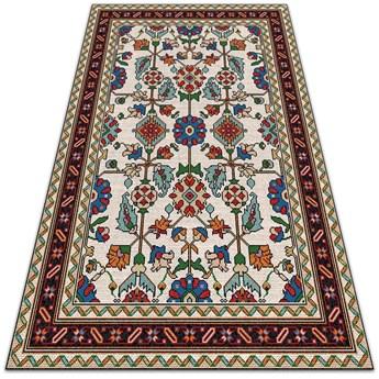 Dywan balkonowy wzór Florystyczna mozaika