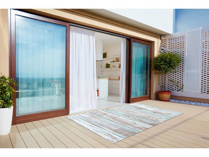 Wykładzina tarasowa zewnętrzna Retro deski Dywany Winyl 80x120 cm Pomieszczenie Przedpokój Prostokątny 60x90 cm Kolor