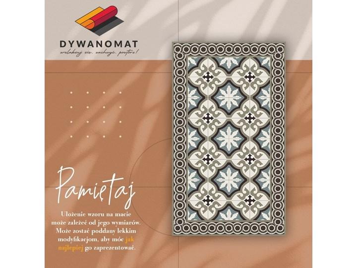 Modny uniwersalny dywan winylowy Portugalski styl 80x120 cm 60x90 cm Kolor Biały Dywany Pomieszczenie Sypialnia