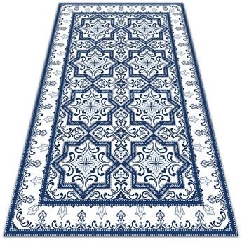 Modny uniwersalny dywan winylowy Portugalski styl