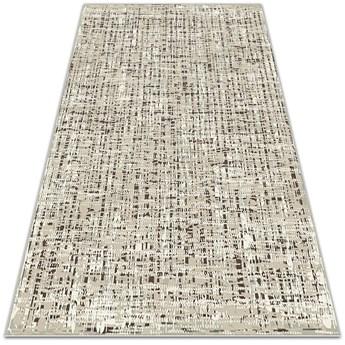 Modny uniwersalny dywan winylowy Tekstura tkaniny